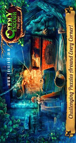 Oddly Enough: Pied Piper - بازی رایگان اندروید