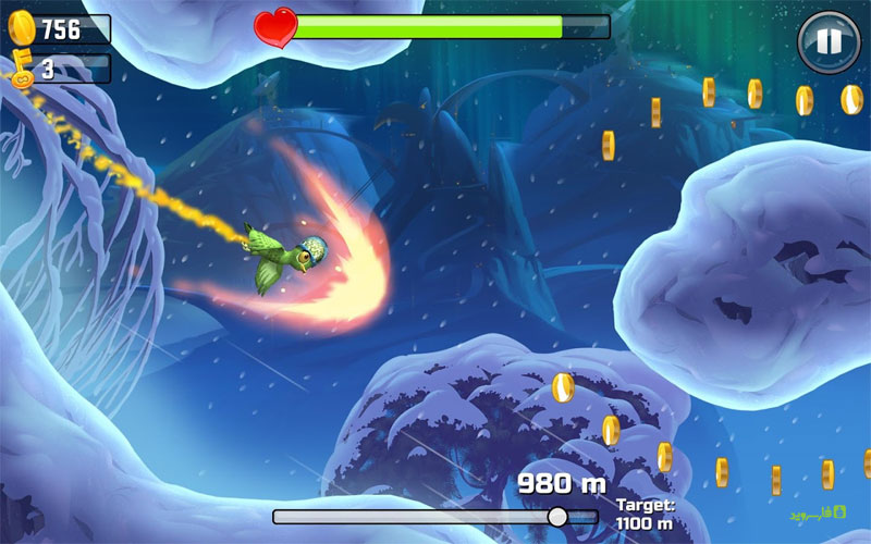 Download Oddwings Escape Android Apk + Mod + Obb SD - Google Play FREE