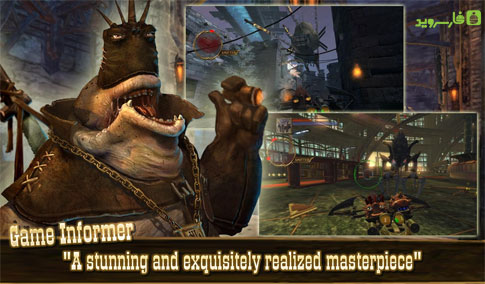 Download Oddworld: Stranger's Wrath Android Apk + Obb SD - Google Play
