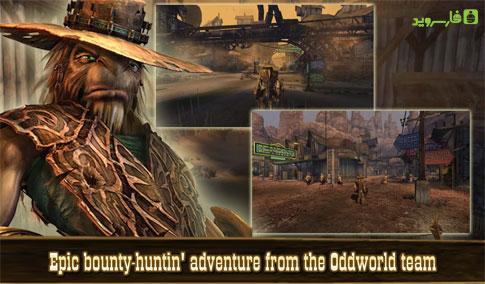 Oddworld: Stranger's Wrath Android