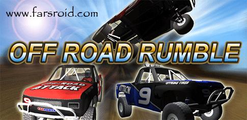 دانلود Off Road Rumble - بازی ماشین سواری اندروید