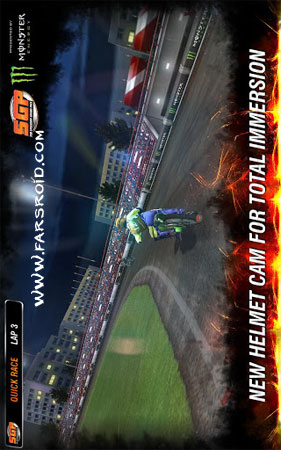 Official Speedway GP 2013 Android