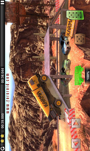 Offroad Legends Android - بازی جدید اندروید