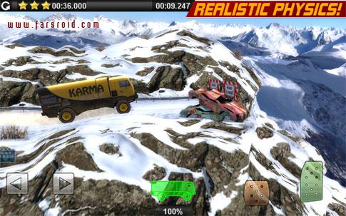 دانلود Offroad Legends 1.3.14 – بازی حرکات نمایشی با ماشین سنگین اندروید + مود + دیتا