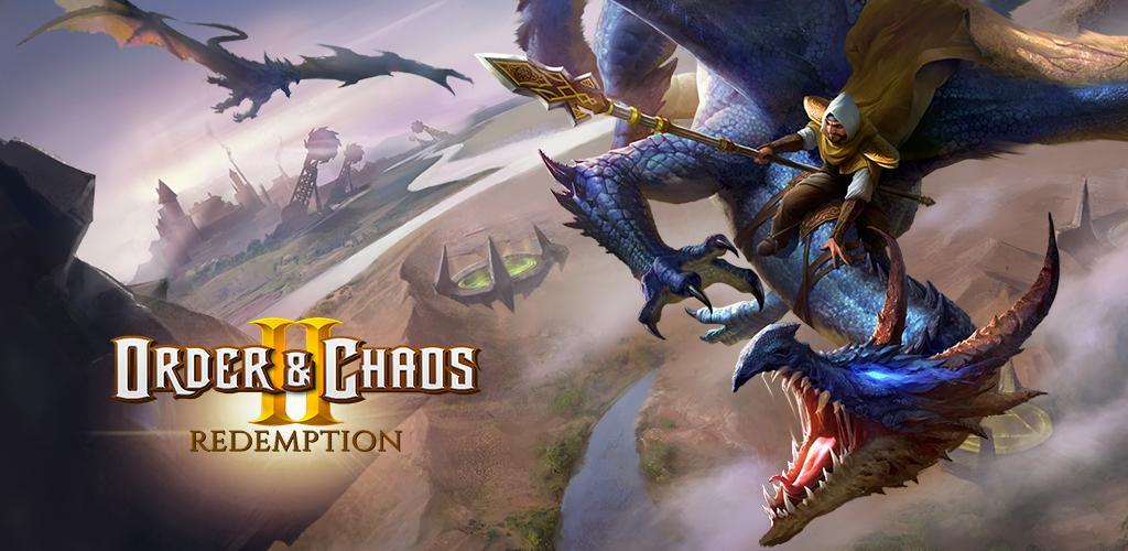 دانلود بازی نظم و آشوب 2 اندروید - Order & Chaos 2: Redemption