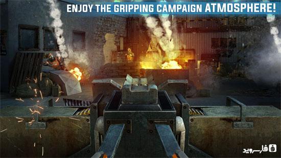 دانلود Overkill 3 1.4.5 – بازی اکشن اندروید + مود + دیتا