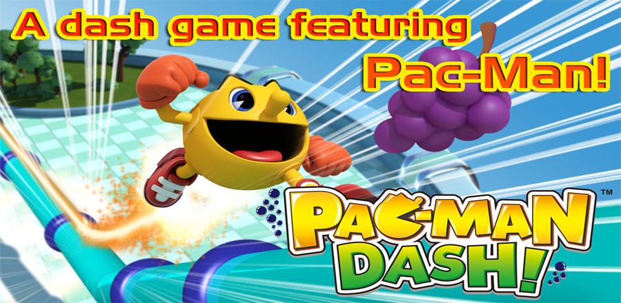 دانلود PAC-MAN DASH - بازی خاطره انگیز پک من اندروید!
