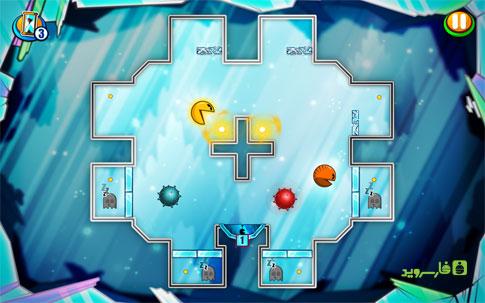 PAC-MAN Friends - بازی اندروید