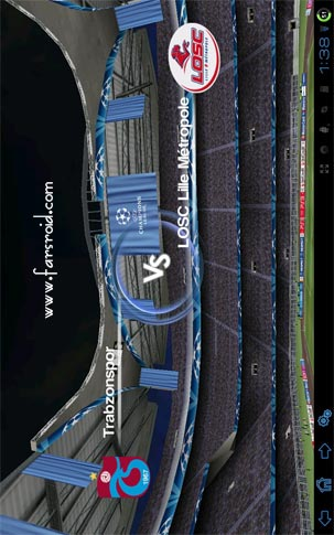 PES 2012 Pro Evolution Soccer Android بازی اندروید