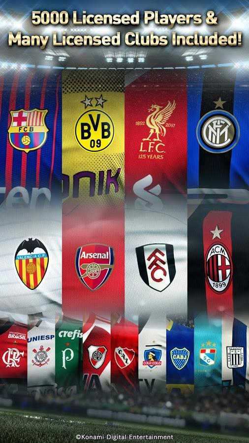 PES Club Manager 3 دانلود PES Club Manager 1.6.1 – بازی سرمربی فوتبال آندروید + دیتا