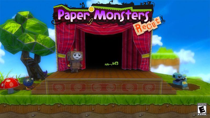 دانلود Paper Monsters Recut 1.3.1 – بازی هیولاهای کاغذی اندروید + دیتا