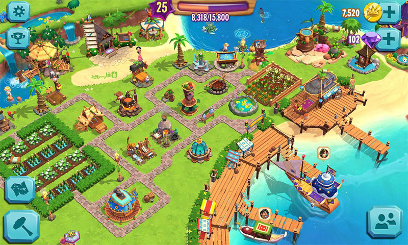 Paradise Bay Android