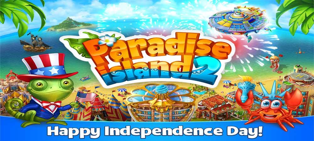 دانلود Paradise Island 2 - بازی جزیره بهشتی 2 اندروید!