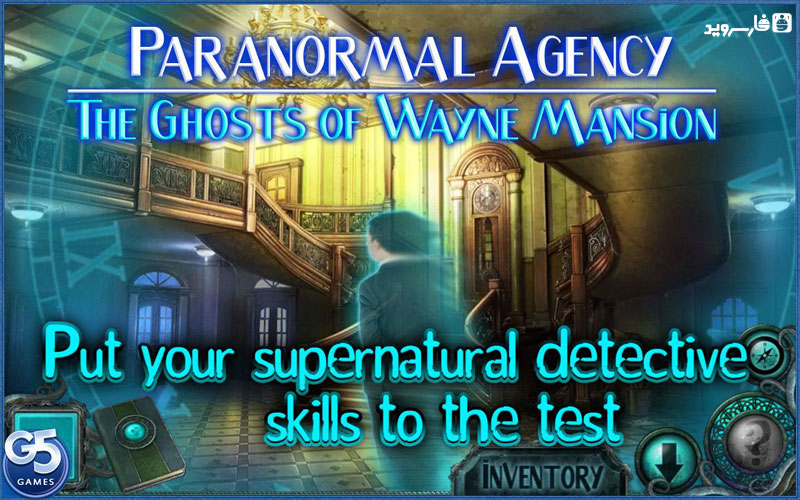 Paranormal Agency 2 Android
