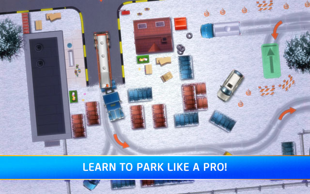 Parking Mania Android