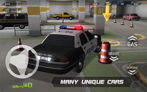 دانلود Parking Reloaded 3D 1.291 – بازی پارک ماشین اندروید + مود