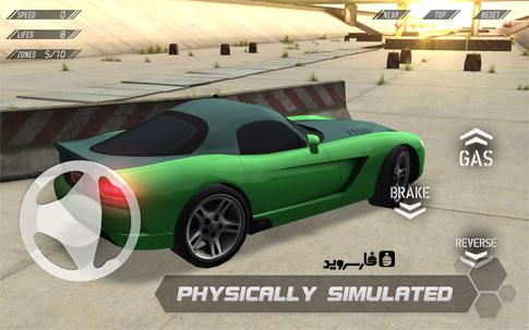 دانلود Parking Reloaded 3D - بازی پارک ماشین اندروید!