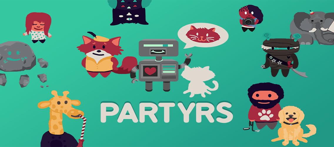 دانلود Partyrs - بازی سرگرم کننده پازلی اندروید!