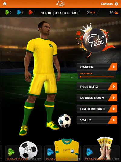 Download Pelé: King of Football Android Apk + Obb - New Google Play
