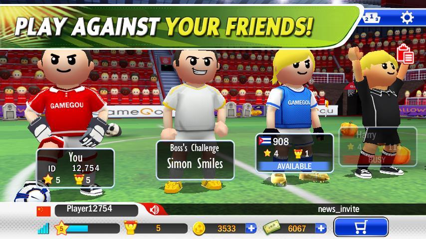 Perfect Kick Android - بازی ورزشی اندروید