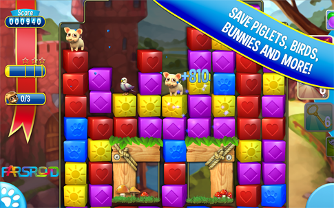 Download Pet Rescue Saga Android APK NEW - FREE