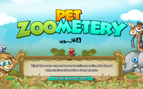 دانلود Pet Zoometery - بازی پرورشگاه حیوانات اندروید + دیتا