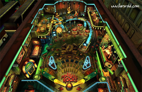 Download Pinball Rocks Android Apk + Obb - FREE NEW