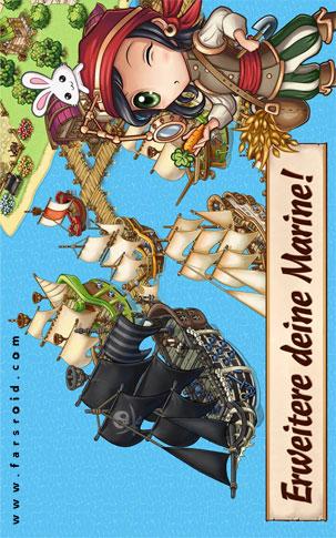 Pirates of Everseas Android - جدیدترین های اندروید