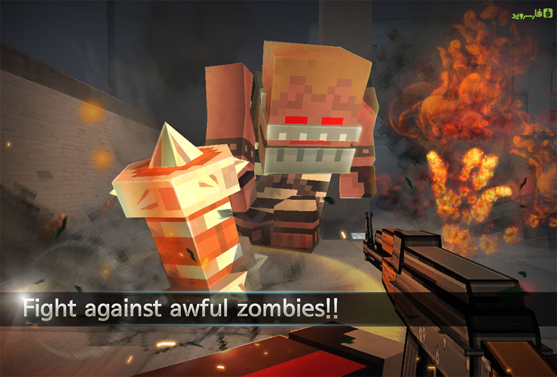 Download Pixel Arms Android Apk + Mod + Obb SD - Google Play
