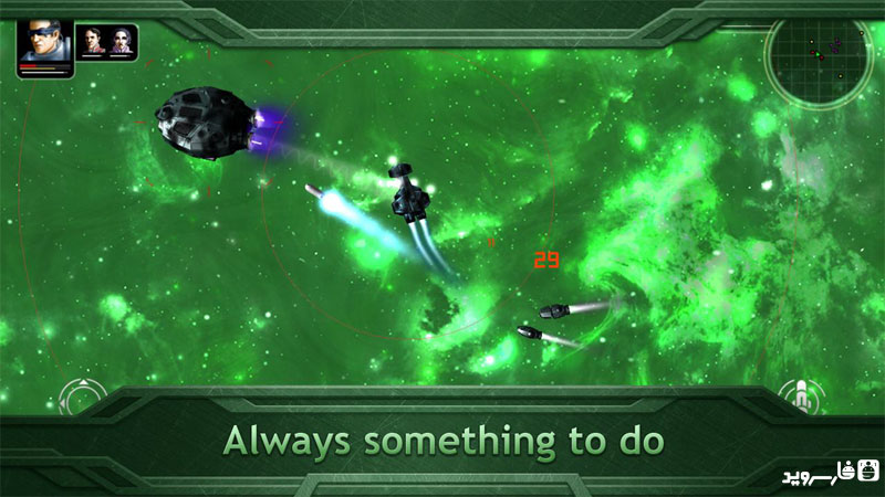 Plancon: Space Conflict Android