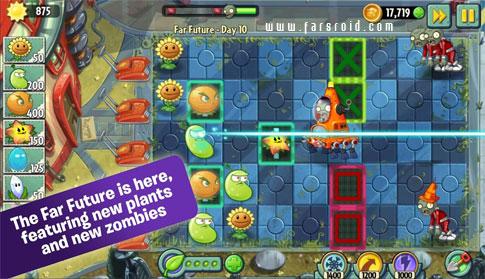 Plants vs. Zombies™ 2 - بازی جدید زامبی اندروید