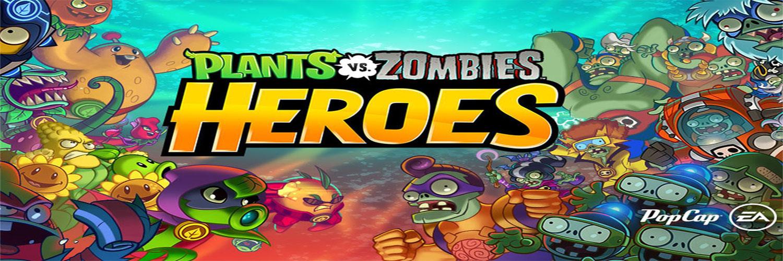 دانلود Plants vs. Zombies Heroes - بازی زامبی ها و گیاهان : قهرمانان اندروید + مود + دیتا