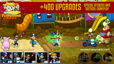 Download Playground Wars Android APK + Obb - New FREE