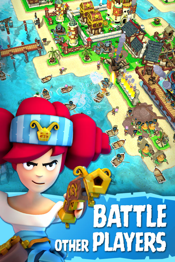 Download Plunder Pirates Android Apk + Obb SD Game - Google Play