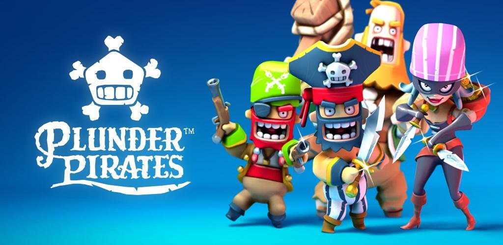 دانلود Plunder Pirates - بازی استراتژی غارتگری دزدان دریایی اندروید + دیتا