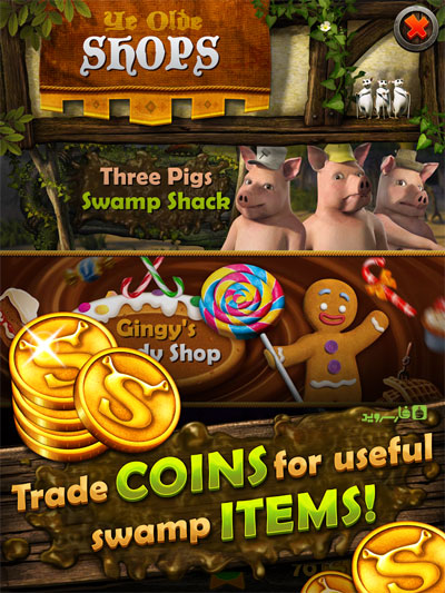 Download Pocket Shrek Android Game Apk + Obb SD FREE -  Google Play