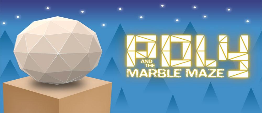 دانلود Poly & Marble Maze - بازی پازل خاص و جدید اندروید + مود