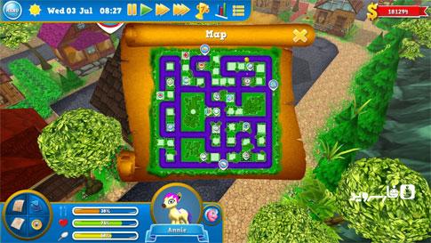 دانلود Pony World 3 1.9 – بازی اسب جهان 3 اندروید + دیتا