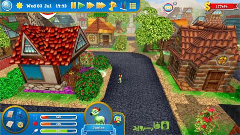 Pony World 3 Android - بازی جدید اندروید