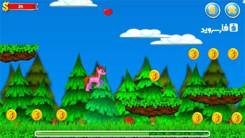 دانلود Pony World 3 - بازی اسب جهان 3 اندروید + دیتا