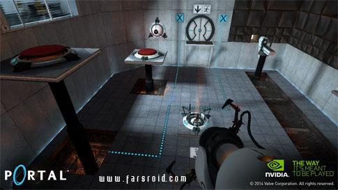 Portal - بازی اندروید