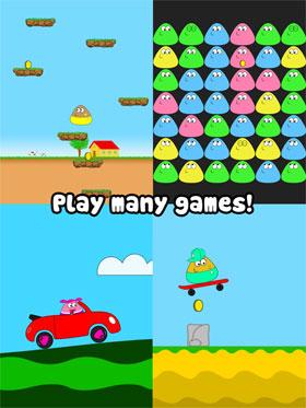 Pou Android - بازی پو اندروید