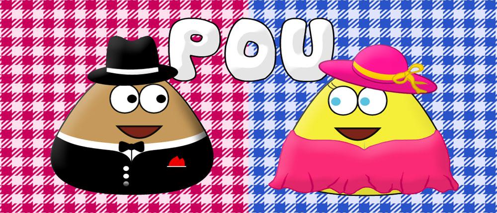 """دانلود Pou - بازی سرگرم کننده،اعتیادآور و پرطرفدار """"پو"""" اندروید"""