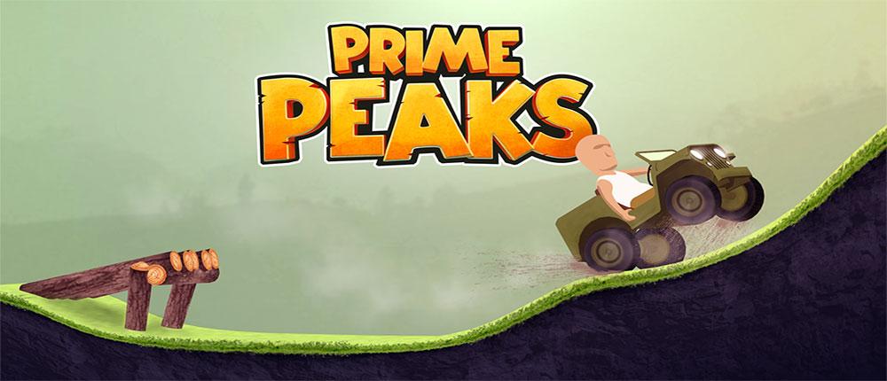"""دانلود Prime Peaks - بازی رسینگ """"تپه نورد"""" اندروید + مود"""