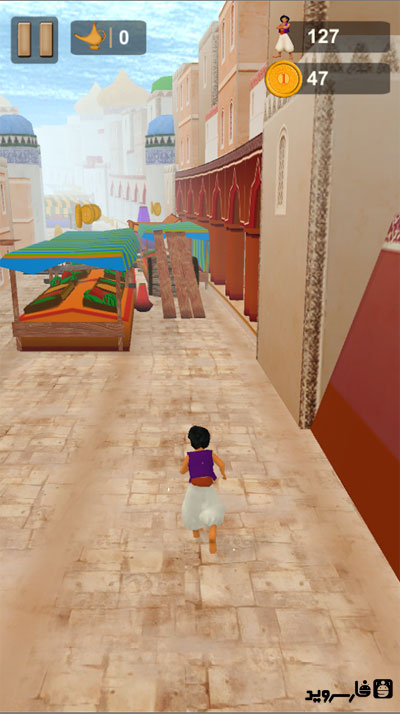 Download Prince Aladdin Runner Android Apk + Mod Unlimited money - Google Play
