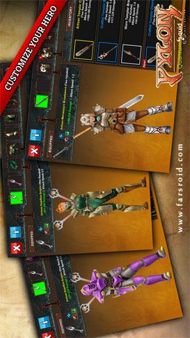 Pylon Full Free Android - بازی ماجراجویی اندروید