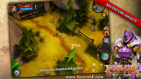 Download Pylon Full Free Android Apk + Obb - New FREE