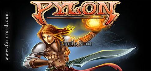 دانلود Pylon Full Free - بازی ماجراجویی و حماسی برج اندروید + فایل دیتا