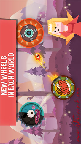 Pyro Jump Android - بازی اندروید