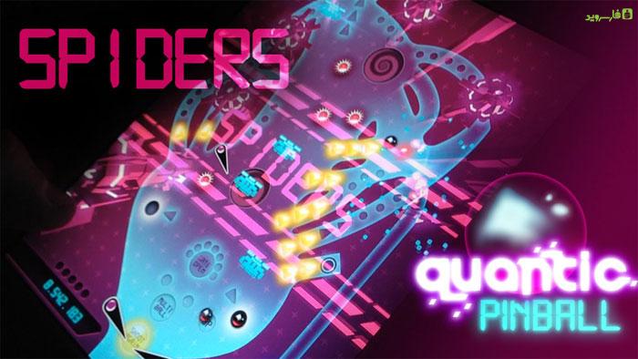 دانلود Quantic Pinball - بازی هیجان انگیز پین بال اندروید + دیتا
